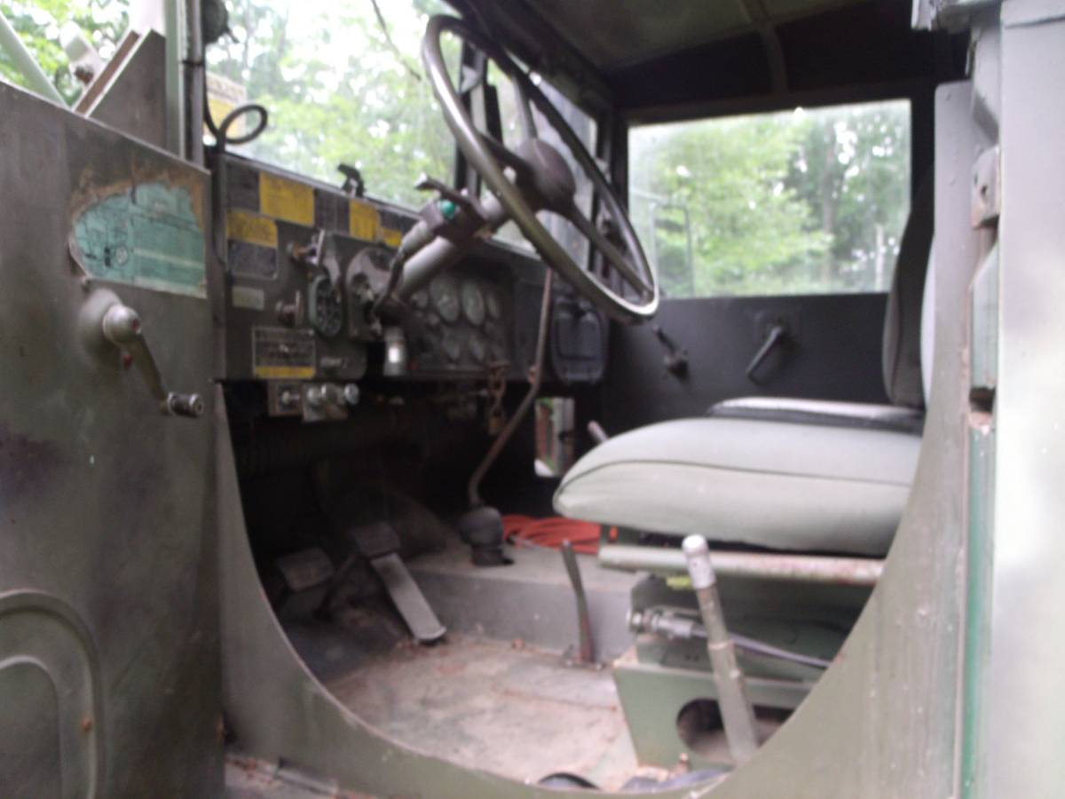 "1978 AM General M35A2 ""Bobbed Deuce"" – $9,000"