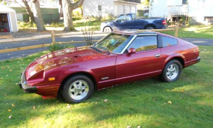 1983 Datsun 280ZX T-Top 5-Speed Restored – SOLD!
