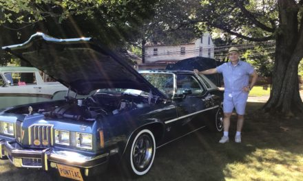 Guys With Their Rides 7: Mike and his 1977 Pontiac Grand Prix Model J
