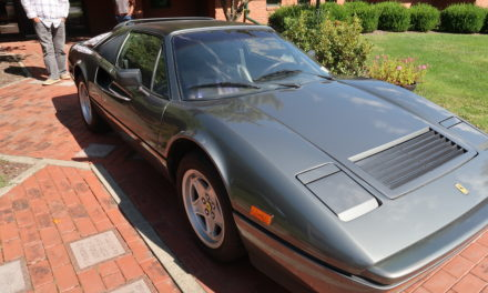 1986 Ferrari 308 GTS – Raffle to Support The IMRRC in Watkins Glen!