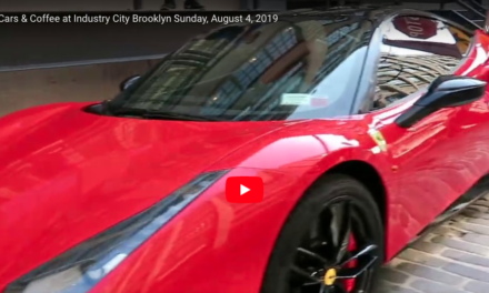 Event Coverage: Brooklyn Industry City Cars & Coffee August 4, 2019
