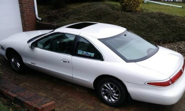 1998 Lincoln Mark VIII LSC Collectors Series 42K mile One Owner – $7,950
