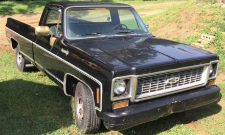 1973 Chevrolet Cheyenne C10 Pickup – $4,000 Firm