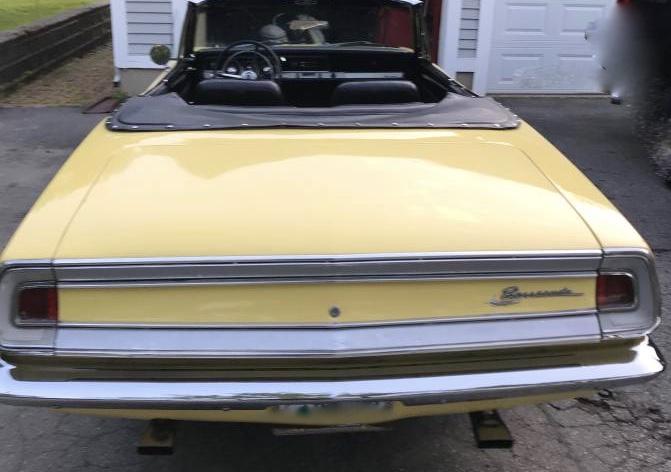 1968 Plymouth Barracuda – $13,000 OBO