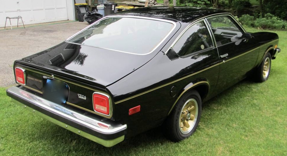 1975 Chevrolet Cosworth Vega Hatchback Coupe – $12,000 Firm