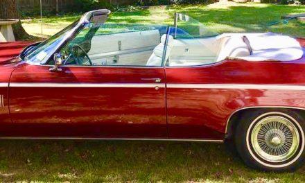 1973 Oldsmobile Delta 88 Royale Convertible – $13,500
