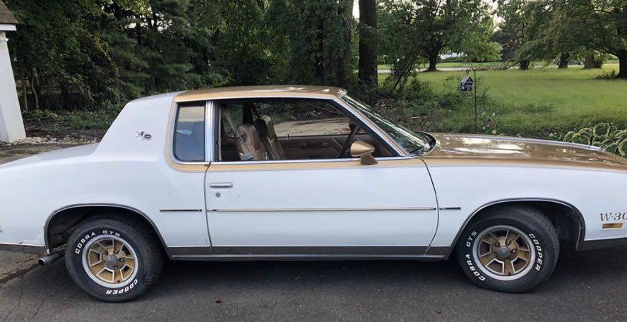 1979 Oldsmobile Cutlass W/30 – Sold!