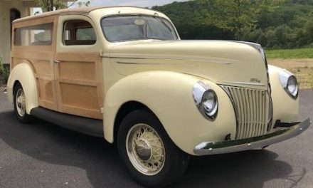 1939 Ford Woody Custom Hot Rod – $35,000