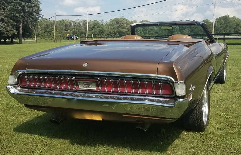 1970 Mercury Cougar Convertible – SOLD!