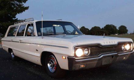 1966 Dodge Polara Wagon Big Block – SOLD!