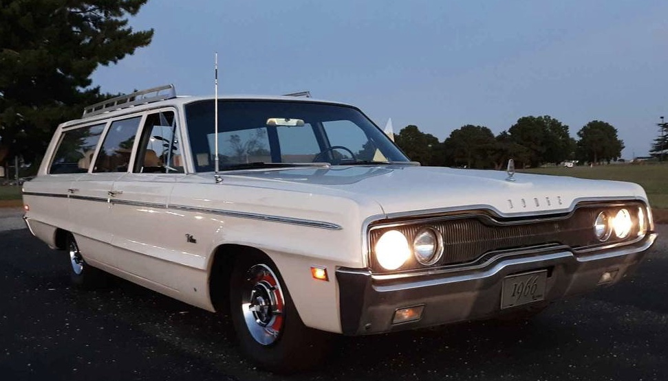 1966 Dodge Polara Wagon Big Block – SOLD!