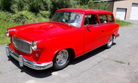 1959 Rambler American Two Door Wagon Restomod – $25,000