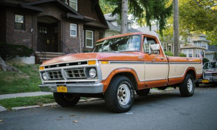 1977 Ford F-150 Custom 460 Big Block – $7,999