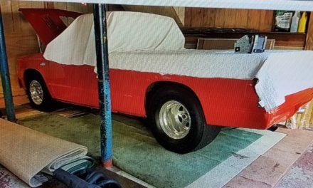 1983 Chevrolet S-10 Pro Street Roller – $6,500