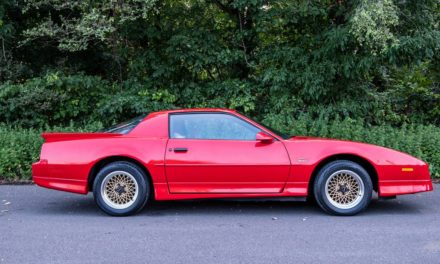 31 Year Old New Car:  1988 Pontiac Trans Am GTA 3,100 Original Miles – Sold!
