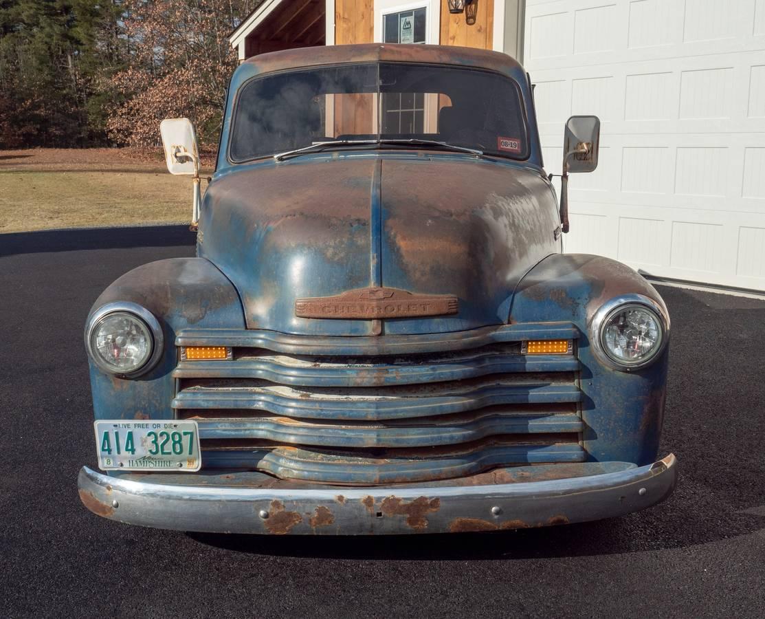 1951 Chevrolet 3100 Original Patina & Slammed Hot Rod ...