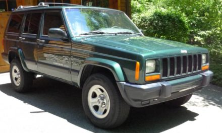 1999 Jeep Cherokee Sport XJ 27K Mile Survivor – $15,900