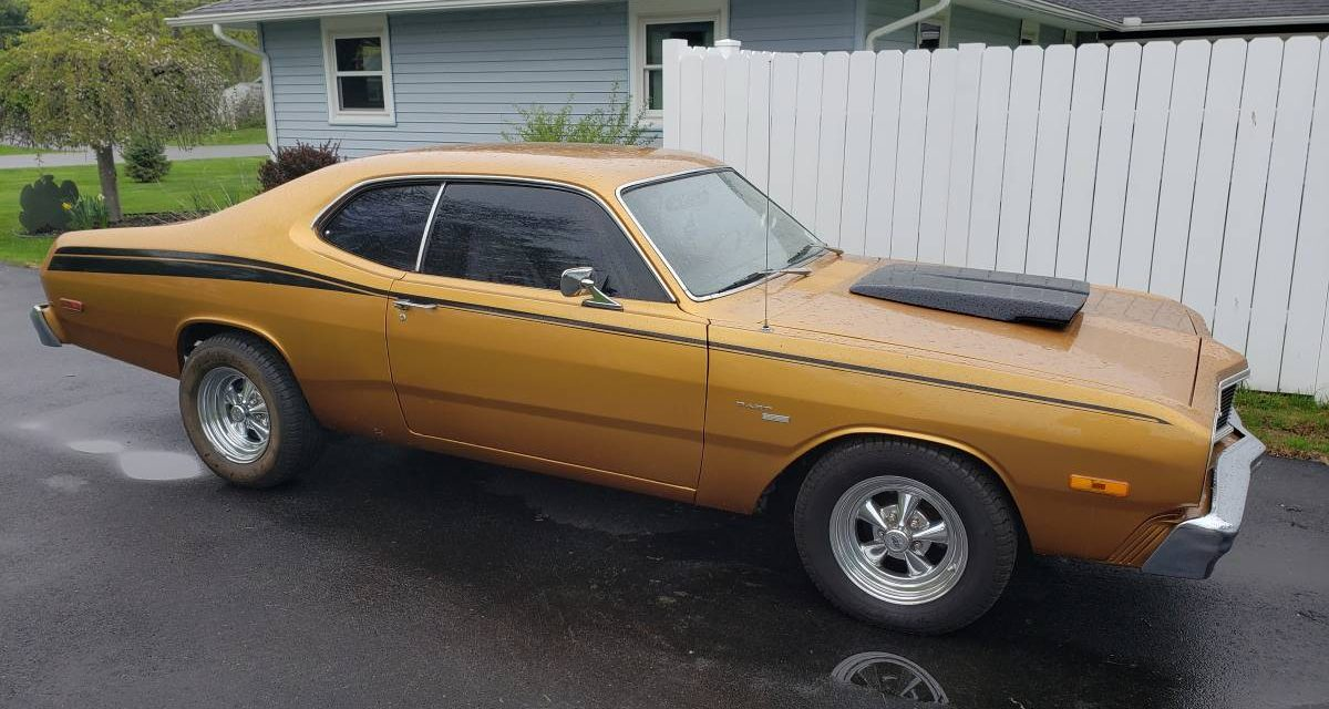 1976 Dodge Dart Sport 360 – SOLD!
