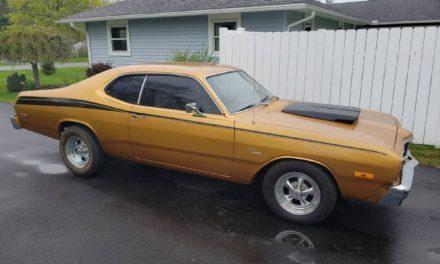 1976 Dodge Dart Sport 360 – $11,000