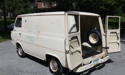 1964 Ford Econoline Van 26K Mile Survivor – $9,500 Firm