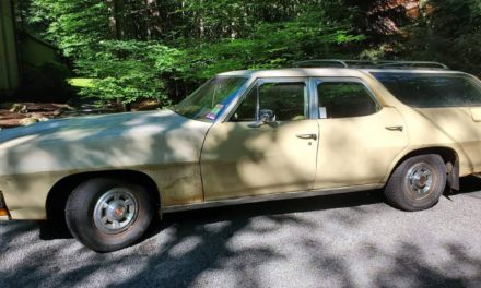 1970 Pontiac LeMans Station Wagon Original Owner – $8,000 OBO