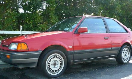 1988 Mazda 323 GTX 4WD Turbo 16V 1.6L Project – SOLD!