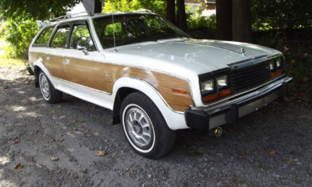 1980 AMC Eagle 4X4 Wagon Survivor – $6,500