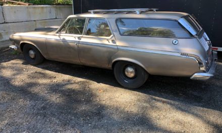 1963 Dodge 440 Station Wagon Street Machine – $14,000 ORO