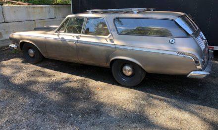 1963 Dodge 440 Station Wagon Street Machine – SOLD!