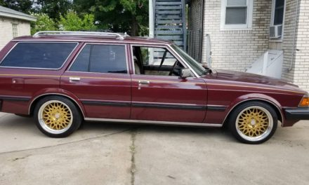 Called It:  1983 Toyota Cressida MX62 Five Door Wagon – SOLD!