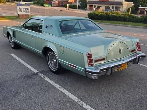 1978 Lincoln Mark V – $7,500
