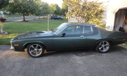 1973 Plymouth Road Runner Restored 440/Automatic – $18,000