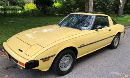 1979 Mazda RX-7 Series 1 – SOLD!