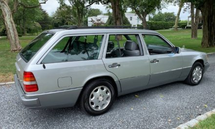 1995 Mercedes-Benz W124 E320 Estate One Owner – NOW $6,900!