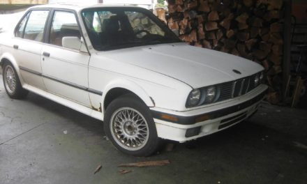 NEW! Award 21: 1991 BMW E30 325iX – $8,000