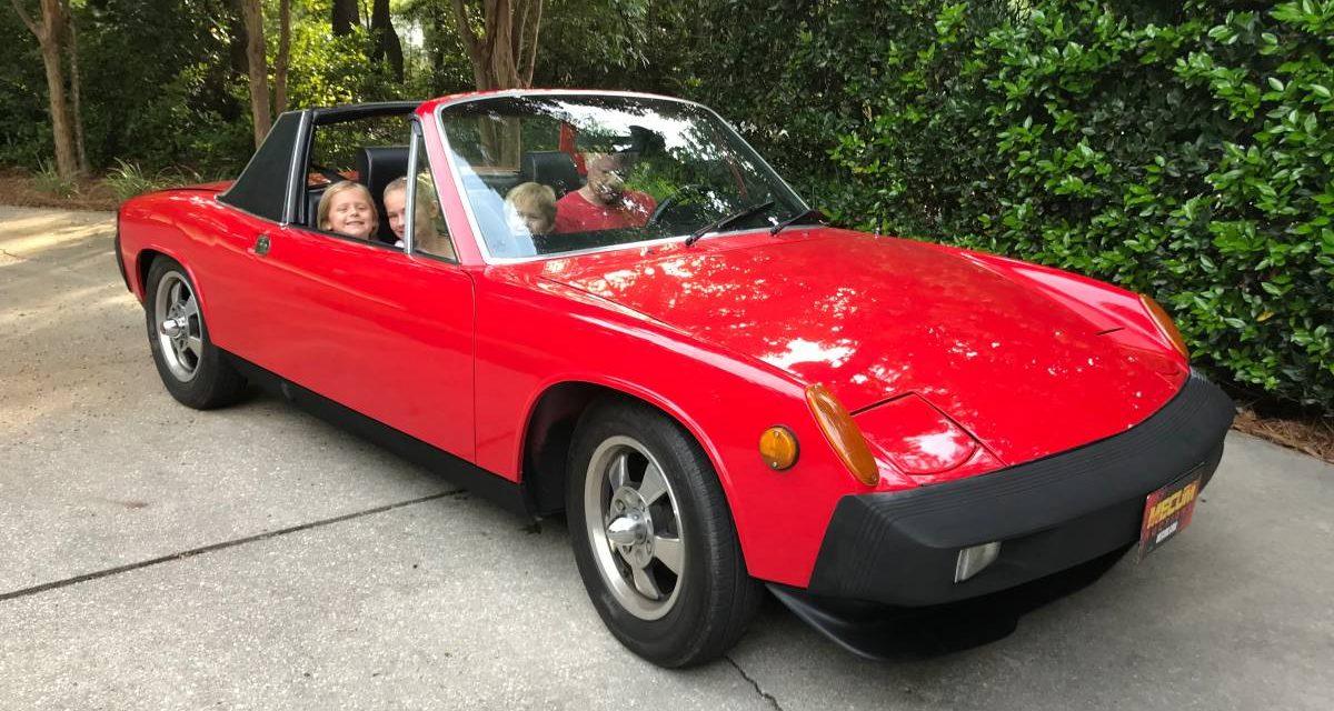 1976 Porsche 914 2.0 – Sold!