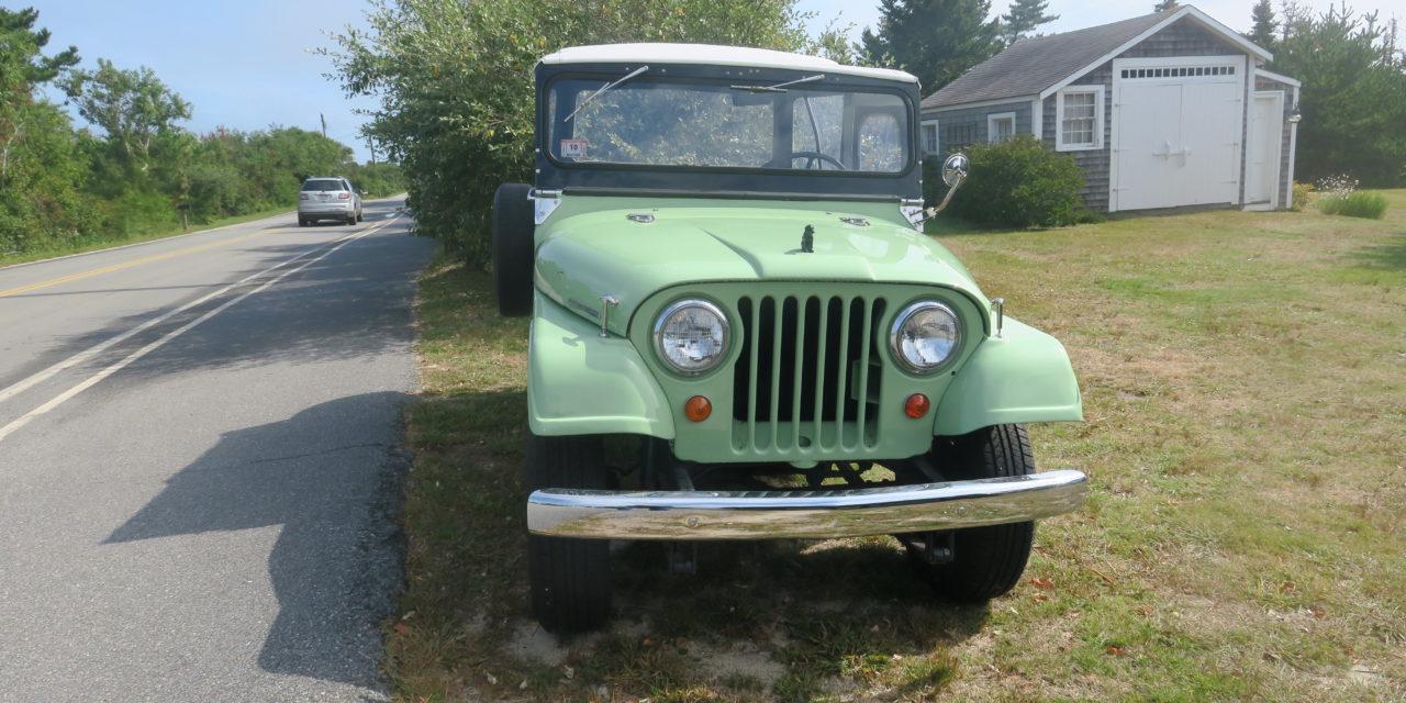 Side of the Road 15:  1965 Jeep CJ-5A Tuxedo Park Mark IV 38K Original Miles- $28,000 Firm