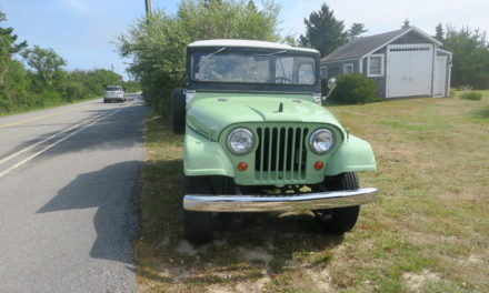 Side of the Road 15:  1965 Jeep CJ-5A Tuxedo Park Mark IV 38K Original Miles- $28,000 Firm
