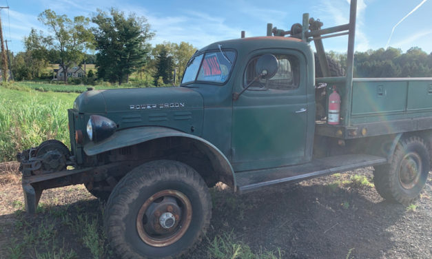 Side of the Road 13:  1966 Dodge Power Wagon WM300 – $9,500 OBO