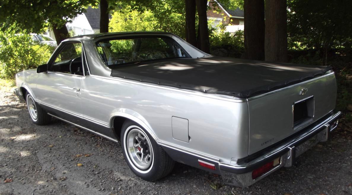 1987 Chevrolet El Camino V6 – $3,200 | GuysWithRides com