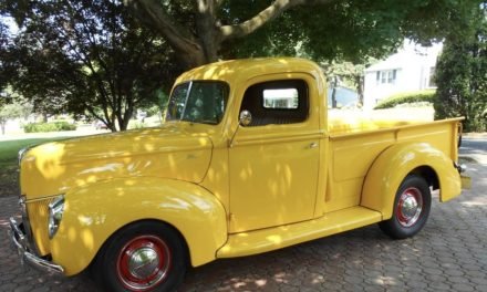1940 Ford Pickup Restored Mild Custom -$32,500