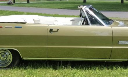 1969 Plymouth Sport Fury Convertible 383/Automatic Restored – $14,500