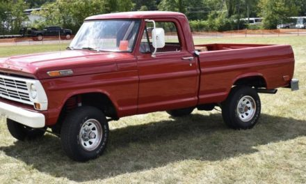1969 Ford F100 Styleside Short Bed 4×4 V8/4-Speed Restored – $18,000