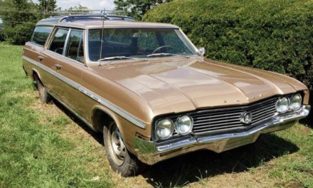 1964 Buick Skylark Sport Wagon Project – Now $4,000