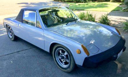1975 Porsche 914 1.8 – $13,000