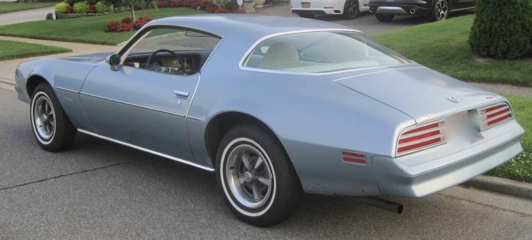1976 Pontiac Firebird Hardtop – SOLD!