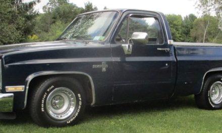 1986 Chevrolet C10 Silverado Short Bed – $6,000