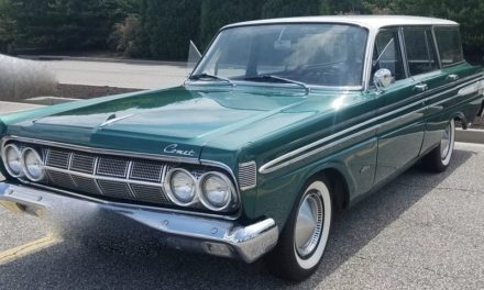 1964 Mercury Comet Wagon – $7,000