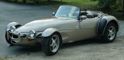 One Year Gone:  1993 Panoz Roadster – Sold?