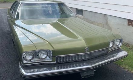 Sunday Driver: 1973 Buick LeSabre 27K Original Miles